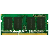 Память SODIMM DDR3 PC3-10600 Kingston ValueRAM DDR3 (KVR13S9S6/2), 2Гб, 1.5 В
