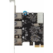Контроллер PCI-E to USB 3.0 4 port VIA VL805