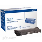 Тонер-картридж Brother TN-2375 для HL-L2300DR/2340DWR/2360DNR/2365DWR/DCP-L2500DR/2520DWR/2540DNR/2560DWR/MFC-L2700DWR/2720DWR/2740DWR {1/3}