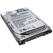 Жесткий диск HDD Western Digital WD Black WD5000LPLX 500 Гб