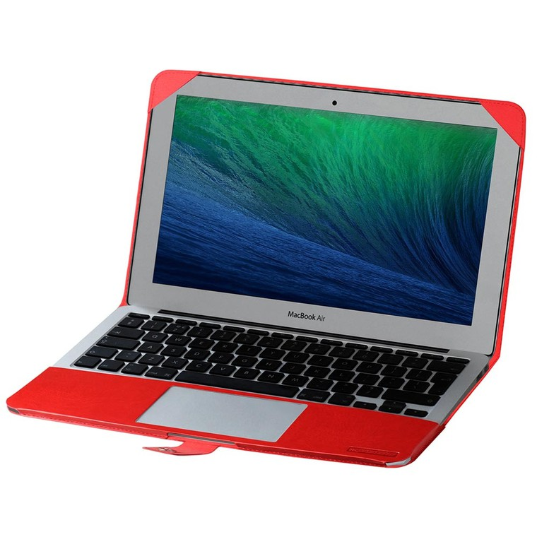 "Чехол для MacBook Air 11"" Promate MacLine-Air11 красн."