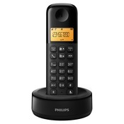 Телефон Philips D1301B/51 Black