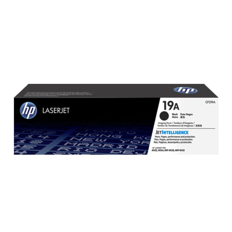 Барабан HP  CF219A (19A) (Imaging Drum) Черный для LJ Pro M104/M130/M132 (12000стр.)