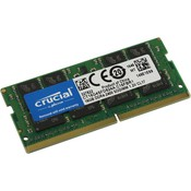 Память SODIMM DDR4 PC4-19200 Crucial CT16G4SFD824A, 16Гб, 1.2 В