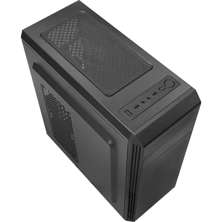 Корпус BoxIT 4605BB Midi-Tower , черный