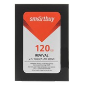 Накопитель SSD Smart Buy Revival 3 120 GB SATA-III 7mm TLC (SB120GB-RVVL3-25SAT3)