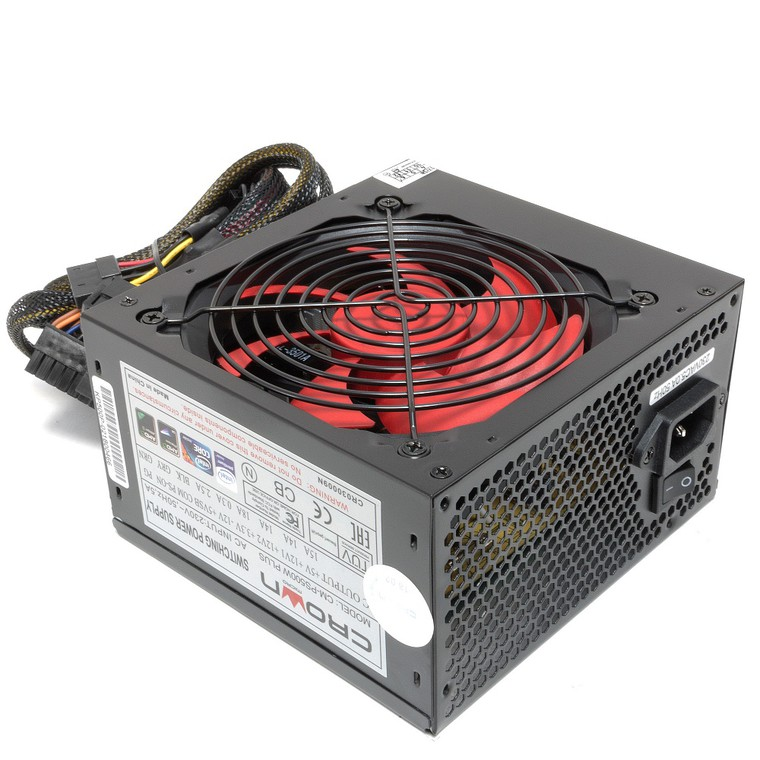 Блок питания Crown CM-PS500W PLUS 500 Вт