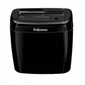 Шредер Fellowes Powershred 36C, черный