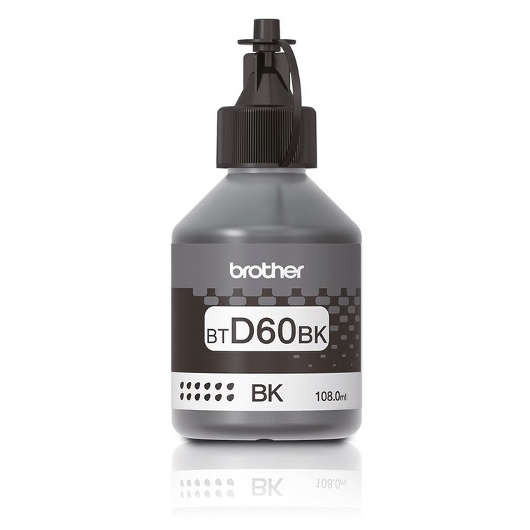 Чернила Brother BTD60Bk Black для DCP-T310/510W/710W {1/5}
