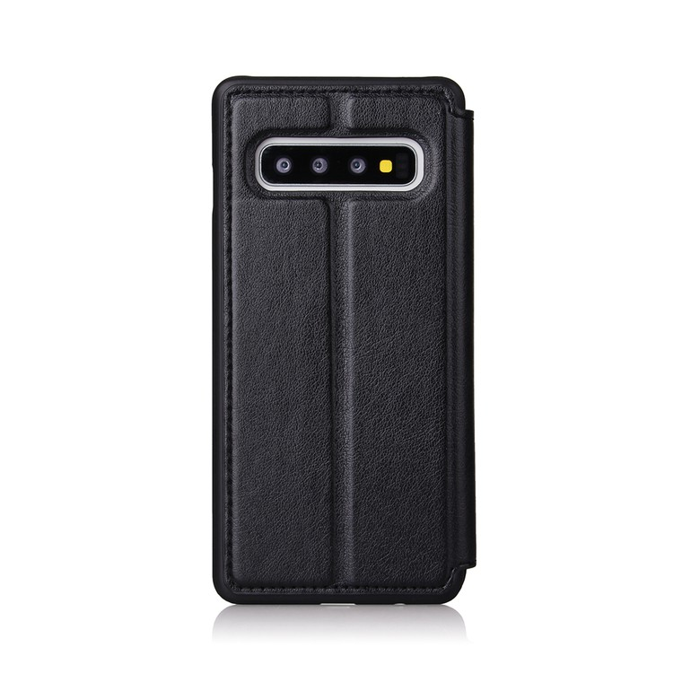 Чехол(книжка) для Samsung Galaxy S10 Plus G-Case Slim Premium черная GG-1018