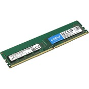 Память DIMM DDR4 PC4-21300 Crucial CT8G4DFS8266, 8Гб, 1.2 В