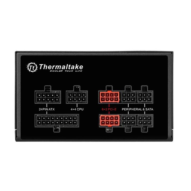 Блок питания Thermaltake Toughpower Grand RGB 80+ 650 Вт