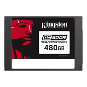Накопитель SSD Kingston 480 GB SATA-III DC500R Series (SEDC500R/480G)