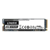 Накопитель SSD M.2 250G Kingston SKC2500 TLC SKC2500M8/250G