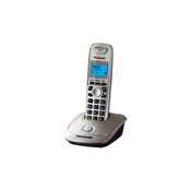 Телефон PANASONIC KX-TG2511RUN, DECT (платиновый)